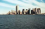 Manhattan Skyline, New York - December 1999