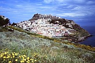View of Castelsardo
