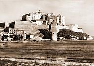 Citadel in Calvi, Corsica