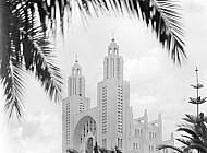 Cathedral, Casablanca, Morocco