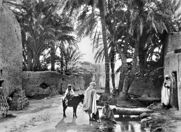 Arabian Village in Casablanca