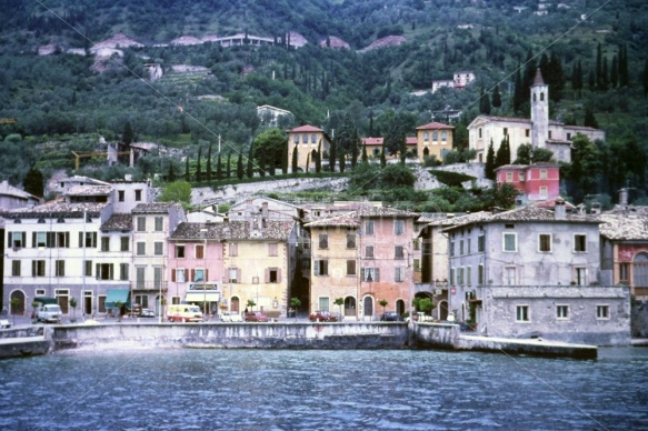 Port - Villa di Gargnano, Lake Garda