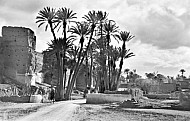 Ramparts, Marrakesh, Morocco
