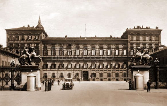 Royal Palace, Palazzo Reale, Turin