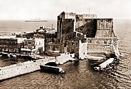 Santa Lucia and Castel dell'Ovo in Naples