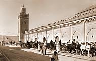 Mosque El Mansour