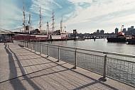Manhattan Pier, New York City