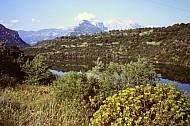 Lake Cedrino