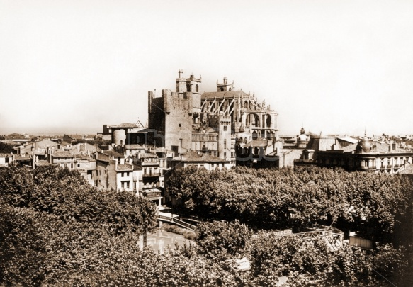 Narbonne City Hall & Cathedral