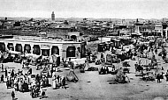 Jemaa el-Fnaa Square in Marrakesh
