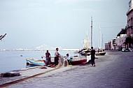 Port - Procida, Flegrean Islands