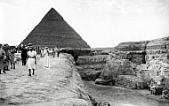 Pyramid in Ghiza
