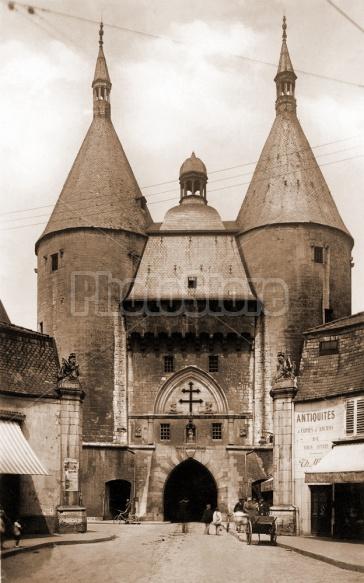 La Porte de la Craffe, Nancy