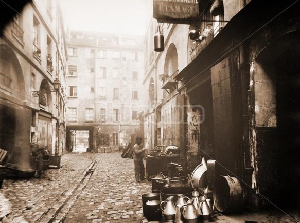 Passage du Dragon, Rue de Rennes, Paris