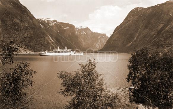 Hardanger, Hardangerfjord, Vestland