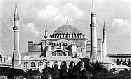 Mosque St. Sophie, Istanbul