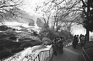 Rheinfall - Rhine Falls, Switzerland