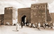 Une Porte, Marrakech, Maroc
