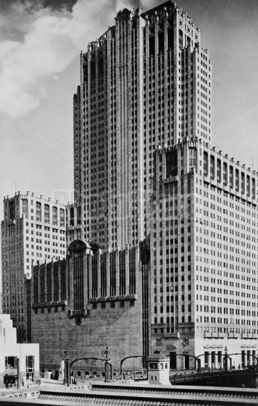 Civic Opera House in Chicago