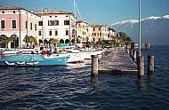 Acqua Alta, High Water, Gargnano, Lake Garda