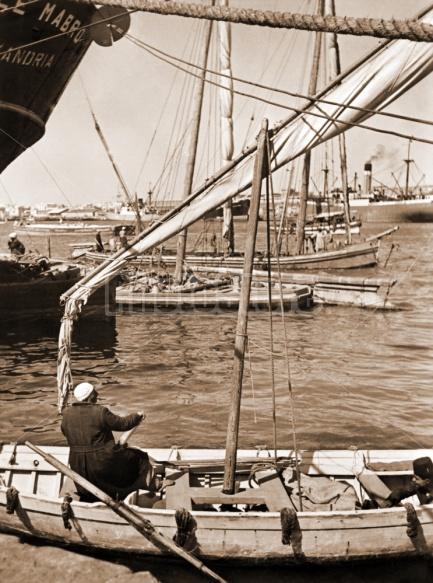 Boats, Alexandria