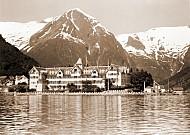 Kvikne Hotel, Balestrand, Sognefjord