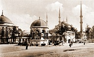 William II Fountain in Istanbul